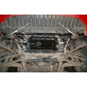 Audi A4 Motor und Getriebeschutz 1.8 - Stahl