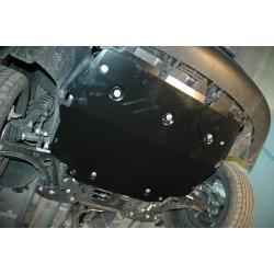 Audi A3, Sportback Motor und Getriebeschutz 1.6TDI, 2.0TDI - Stahl