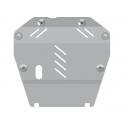 Chevrolet Captiva Motor und Getriebeschutz 2.4, 2.2TD - Alluminium