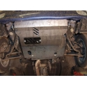 Daihatsu Sirion Motor und Getriebeschutz 1.0, 1.3 - Stahl