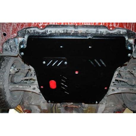 Fiat Sedici Motor und Getriebeschutz 1.5, 1.6 (4x4) - Alluminium