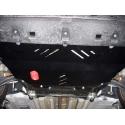 Fiat Fiorino Motor und Getriebeschutz 1.4 TD, 1.9D - Stahl