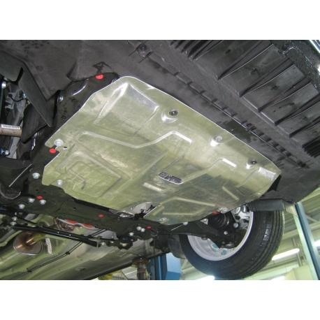Ford S-Max Motor und Getriebeschutz 2.0 - Stahl