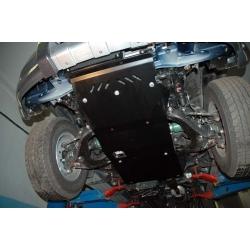 Ford Ranger Getriebeschutz 2.5 TD, 3.0 TD - Stahl