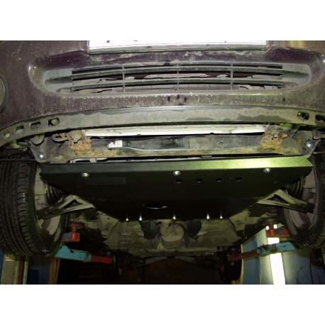 Ford Mondeo II Motor und Getriebeschutz - Stahl