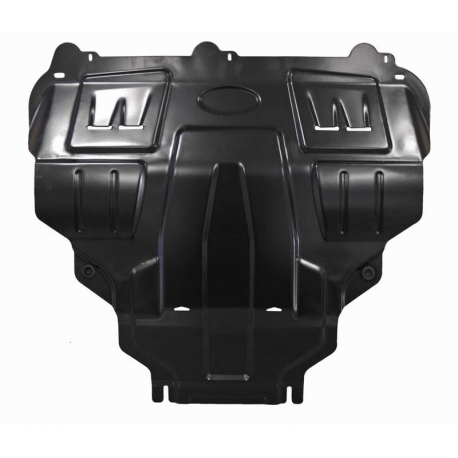Ford Focus II Motor und Getriebeschutz 1.6, 1.8, 2.0 - Stahl