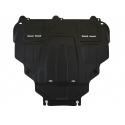 Ford Focus II Motor und Getriebeschutz 1.6TD, 1.9TD, 2.0TD - Stahl