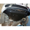 Ford Focus Motor und Getriebeschutz - Alluminium