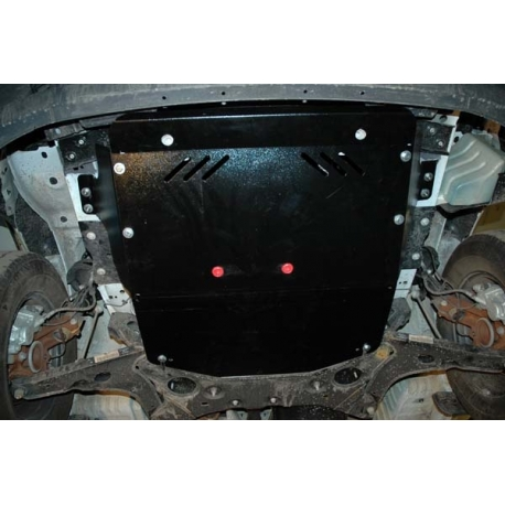 Ford Transit Hinterradantrieb a 4x4 Motor und Getriebeschutz 1.7TDCi, 2.4TDCi 2.2TDCI - Stahl