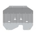 Hyundai iX35 Motor und Getriebeschutz - Stahl