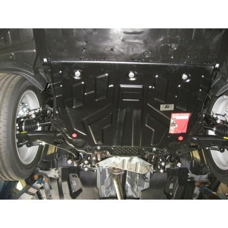 Mazda 6 Motor und Getriebeschutz 2.0, 2.5 - Stahl