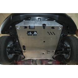 Mitsubishi ASX Motor und Getriebeschutz 1.6, 1.8, 2.0, 2.2 - Alluminium