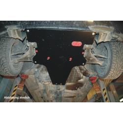 Mercedes-Benz Vito Motor und Getriebeschutz 2.2 CDI 4WD - Stahl