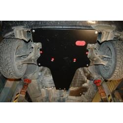 Mercedes-Benz Vito Motor und Getriebeschutz 2.2 CDI - Stahl