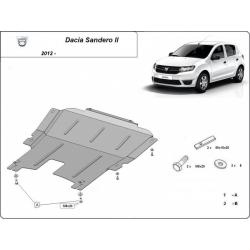 Dacia Sandero Unterfahrschutz 1.2, 1.4, 1.5 TDci - Stahl
