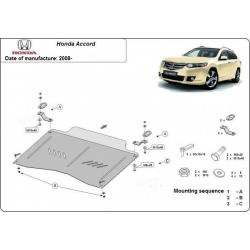 Honda Accord Unterfahrschutz 2.0, 2.4 - Stahl