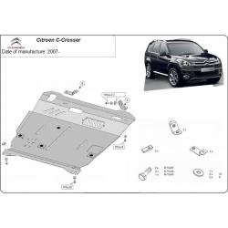 Citroen C-Crosser Unterfahrschutz 2.2D - Stahl