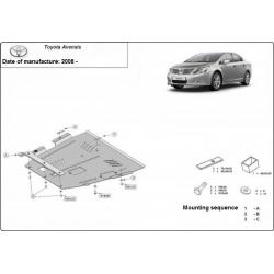 Toyota Avensis Unterfahrschutz - Stahl