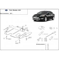 Ford Mondeo IV Unterfahrschutz 1.8, 2.0, 2.2TDi - Stahl