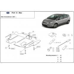 Ford S-Max Unterfahrschutz 1.8, 2.0, 2.2TDi - Stahl