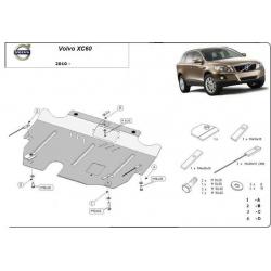 Volvo XC60 Unterfahrschutz 1.8, 2.0, 2.2TDi - Stahl