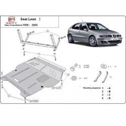 Seat Leon Unterfahrschutz 1.6, 2.0, 1.9TD - Stahl
