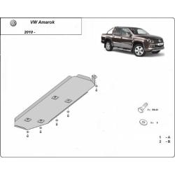 VW Amarok Unterfahrschutz 2.0, 2.2, 2.5TDi, 4x4 - Stahl
