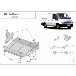 Ford Transit Unterfahrschutz 2.0Td, 2.4Td - Stahl
