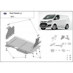Ford Transit Unterfahrschutz 2.2Td - Stahl