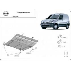 Nissan Kubistar Unterfahrschutz - Stahl