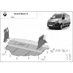 Renault Master Unterfahrschutz - Stahl