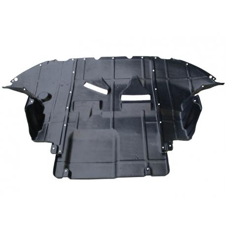 DUCATO Unterfahrschutz - KOMPLET - Kunststoff