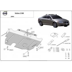 Volvo S80 Unterfahrschutz 2.0T, 2.5T - Stahl