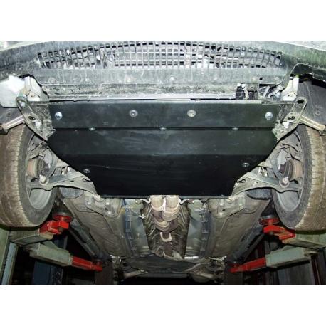 Alfa Romeo 166 Motor und Getriebeschutz - Stahl