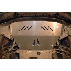 BMW X3 Unterfahrschutz 2.0TD, 3.0 Si - Alluminium