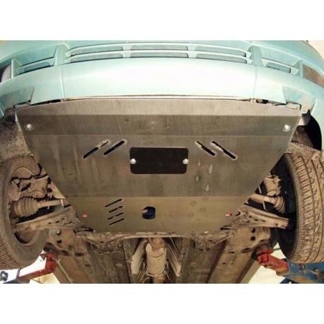 Chevrolet Aveo Motor und Getriebeschutz 1.2, 1.4 - Stahl