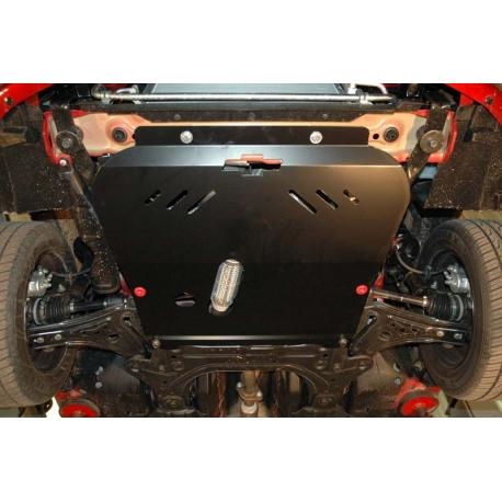 Chevrolet Aveo Motor und Getriebeschutz 1.2, 1.4, 1.5 - Stahl