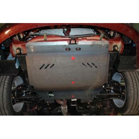 Chevrolet Epica Motor und Getriebeschutz 2.0, 2.5 - Stahl
