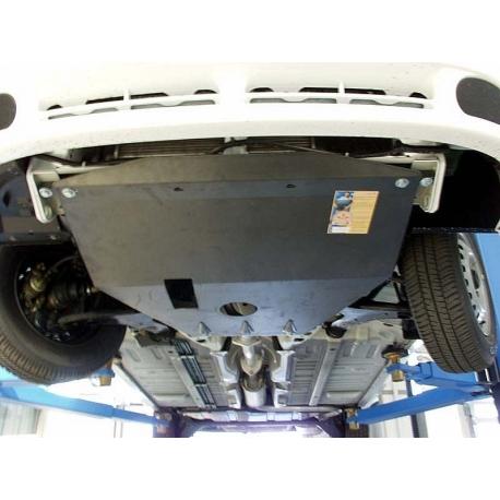 Chevrolet Sens Motor und Getriebeschutz 1.3 - Stahl