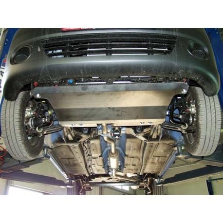 Chevrolet Spark M200 Motor und Getriebeschutz 0.8, 1.0 - Stahl