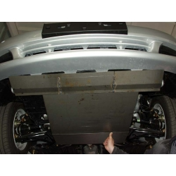 Chevrolet Tacuma Motor und Getriebeschutz 1.6 - Stahl