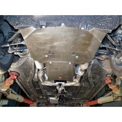 Chrysler 300 C (Automaticgetriebe schutz) 2.7, 3.0 CRD, 3.5 - Stahl
