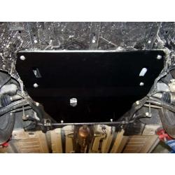 Citroen C4 (Coupe, Picasso) Motor und Getriebeschutz - Stahl