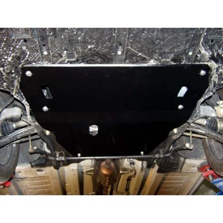 Citroen C4 (Coupe, Picasso) Motor und Getriebeschutz - Alluminium