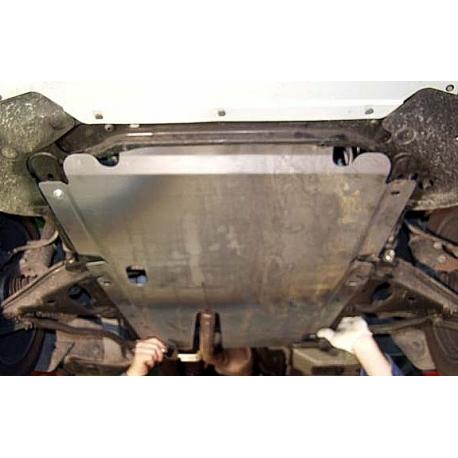 Dacia Logan Motor und Getriebeschutz 1.4, 1.5, 1.6 - Stahl