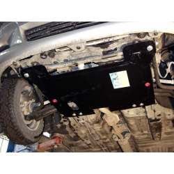 Daewoo Matiz Motor und Getriebeschutz 0.8, 1.0 - Stahl