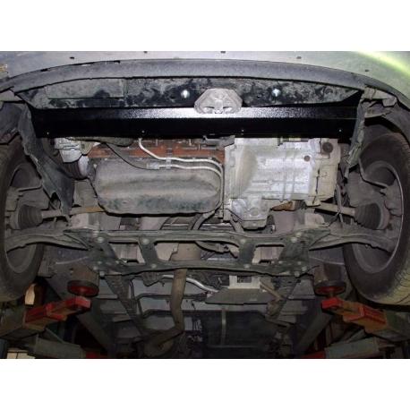 Dodge Caravan III Motor und Getriebeschutz - Stahl