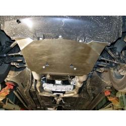 Dodge Magnum Unterfahrschutz 2.7, 3.5 - Alluminium
