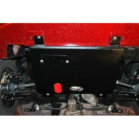 Fiat Albea Motor und Getriebeschutz 1.4 - Stahl