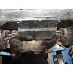 Fiat Brava / Bravo Motor und Getriebeschutz außer 1.6 - Stahl